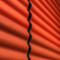 Scala je 100% recyklovatelná  tkanina schválena ekoznačkou EU Ecolabel