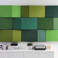 Široká paleta barev a jejich odstínu dovoluje vytvořit architektům zajímavé barevné variace