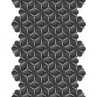 Vztah mezi konvexními a konkávními povrchy umožňuje překrýt každý absorpční prvek s druhým, vytvářet vzory s různou hustotou a lepšími zvukovými útvary
