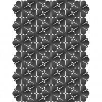 Moduly mohou být spojeny do oddílů  různých tvarů a barev