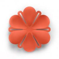 Všechny květy jsou vyrobeny z lisované plsti a mohou být zavěšeny ze stropu nebo u zdi