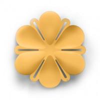 dekorační závěsný akustický květ splňuje i funkční akustické parametry