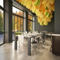 Po úspěšných produktech Airflake a Aircone přináší designér Stefan Borselius přírodu do vnitřního prostoru.