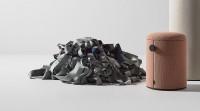 dB Pillar je naplněn textilním odpadem z továrny samotného producenta. Produkt tak podporuje dlouhodobou vizi společnosti v koloběhovém výrobním procesu!