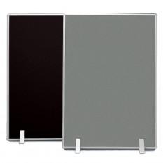 panely mohou stát jednotlivě. Standardní barvy: černá barva a několik odstínů šedé