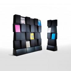 Moduly Window lze sestavit dohromady podle potřeby
