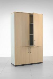 Odolná skořepina skříně s výklopnými dveřmi,  nebo ZÁSUVKAMI