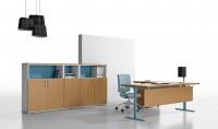 kompletní sestava skříní a stolů Joy Line z řady  Pop Glamour