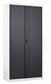 Roletová skříň Rideaux s černou, šedou, nebo bílou roletkou