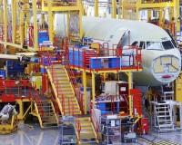 Naše produkty jsou vytvářeny  ve Švýcarsku nebo Německu a dodávány zákazníkům prostřednictvím široké distribuční a servisní sítě. Na fotce aplikace v Airbus.