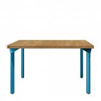 Také pro dřevěné součásti existují různé barevné řešení, a mnohem více. Větší tloušťka (40 mm) poskytuje pevnost a hmotu