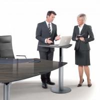 """Prémio vybízí k pohybu majitele  stolu """"Protože pohyb udržuje zdraví, které je důležité na všech úrovních…"""""""