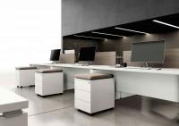 Řada Glam G3 je obohacena o užitečné části a příslušenství, které je užitečné při navrhování celého kancelářského prostoru