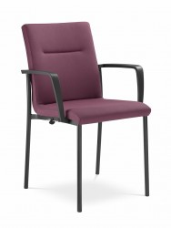 Model SEANCE CARE s 4-nohou kostrou je možné objednat i v provedení s až o 10 cm delšími nohami. Toto může být velmi praktické řešení pro interiéry klinik, nemocnic, lázní či prostor, kde je vyšší počet seniorů