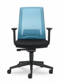 Soloform vám přesně uživatelsky doladí židli a vybere ty správné díly z široké nabídky volitelných prvků, které využijete při sezení