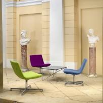 Široké možnosti výběru a nakombinování zajistí to pravé sezení pro různě koncipované interiéry.