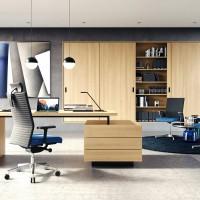 Židle Element jsou navrženy jako výborný pracovní nástroj, který bude také významným prvkem i ozdobou interiéru
