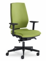 Stream je sérií židlí ke každodennímu použití, která plně poskytuje ergonomii i komfort sezení. Židle Stream je možné vybavit celou řadou moderních ergonomických prvků a doplňků
