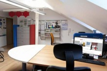 Fotka naší kanceláře